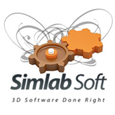 Logotipo de Sim Lab Soft